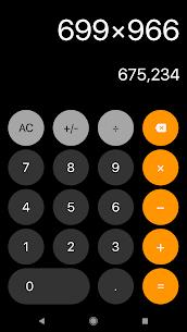 Scientific Calculator – iOS 13 Stylish Theme 1.10.8 APK + MOD (Unlocked) 1