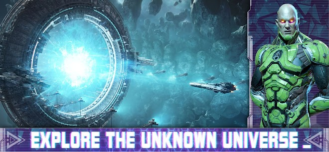 Infinite Galaxy Apk Mod + OBB/Data for Android. 5