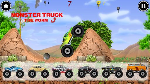 monster truck: the worm screenshot 1
