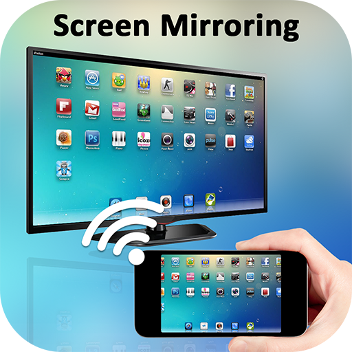 Screen Mirroring With Tv Play Video On Tv Apps On Google Play