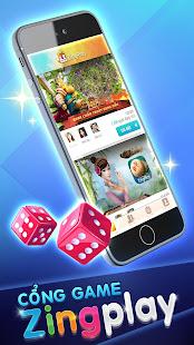 ZingPlay HD - Cổng game - Game Bài - Game Cờ 1.1.2 screenshots 1