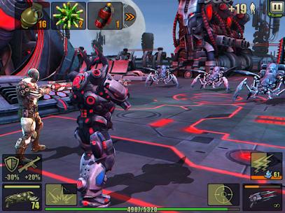Evolution: Battle for Utopia. Shooting games 1
