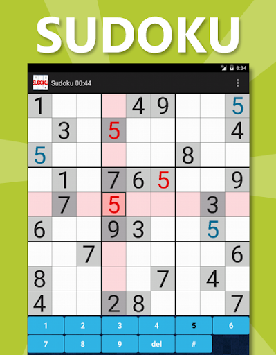 Best Sudoku free For PC Windows (7, 8, 10, 10X) & Mac Computer Image Number- 9