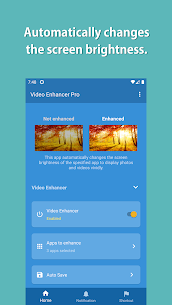 Video Enhancer Pro Apk- Display photos vividly [PAID] 2