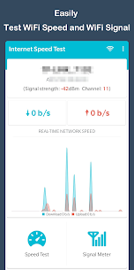 WiFi Speed Test  For Pc – Free Download For Windows 7, 8, 8.1, 10 And Mac 1