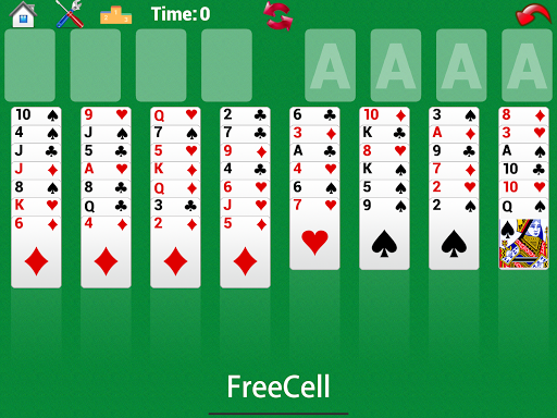 Spider Solitaire screenshots 17