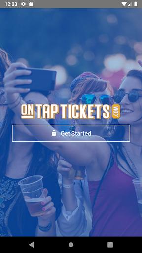 on tap tickets screenshot 1