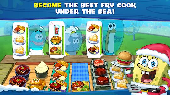 SpongeBob: Krusty Cook-Off Güncel Full Apk İndir 1