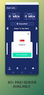 Super Lockpaid: AndroidVpn v1.0 APK [Paid] Download 3