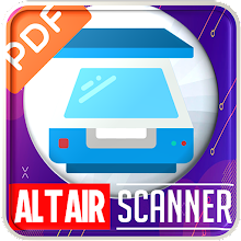 Altair Document Scanner (Camera to PDF) icon