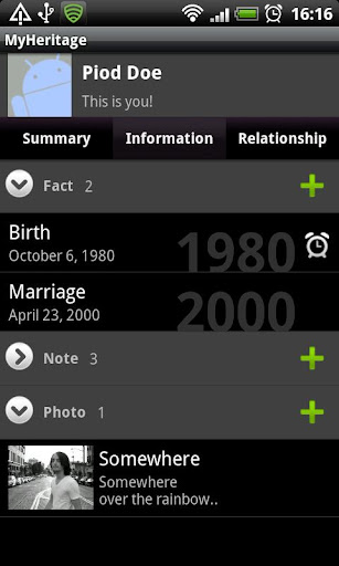 Download My Heritage : Family Tree + Anniversary 1.0.1 1