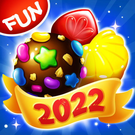 Candy Bomb Fever - 2022 Match 3 Puzzle Game