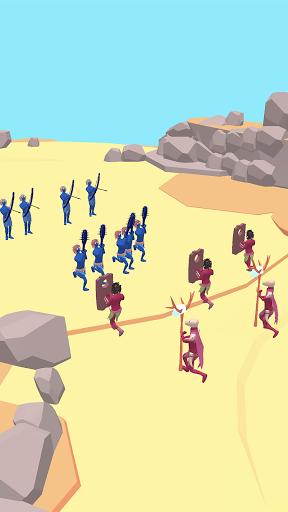 Draw Legion 3D: Epic War Simulator  screenshots 6