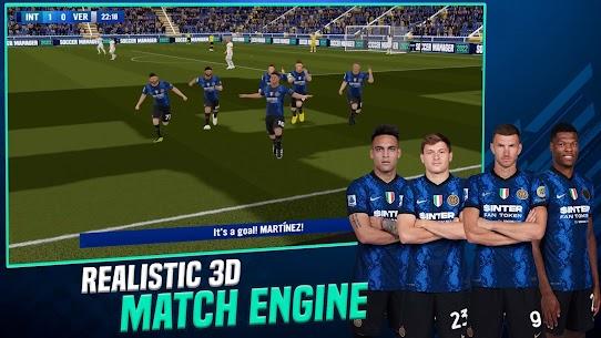Soccer Manager 2022 Apk İndir 1