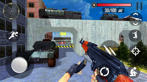 Counter Terrorist FPS Fight 2019 1.1 screenshots 4