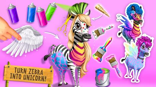 Jungle Animal Hair Salon 2 screenshot 8