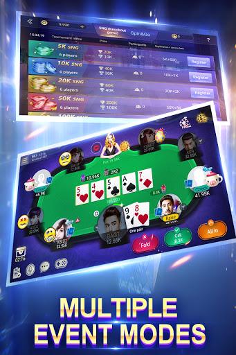 Texas Poker English (Boyaa) 6.3.0 screenshots 2