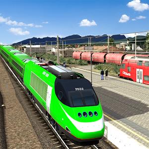 City Train Driver Simulator 2019: Free Train Games