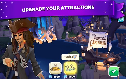 Disney Wonderful Worlds (MOD, Unlimited Money) For Android 4