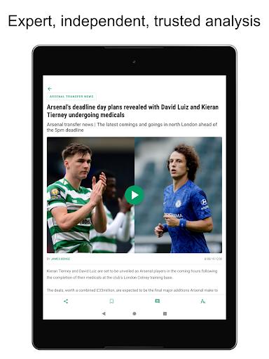 Football.London 5.0.3 screenshots 6