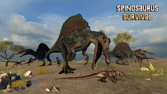 Spinosaurus Survival Simulator  For Pc (Windows 7/8/10 And Mac) 2