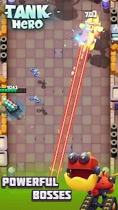 Tank Hero APK MOD HACK (Dinero Infinito) 4
