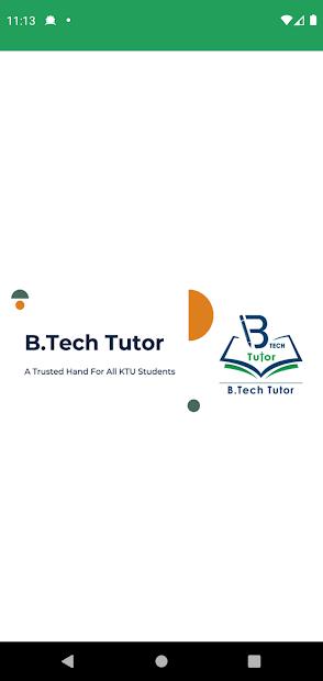 BTech Tutor screenshot 4