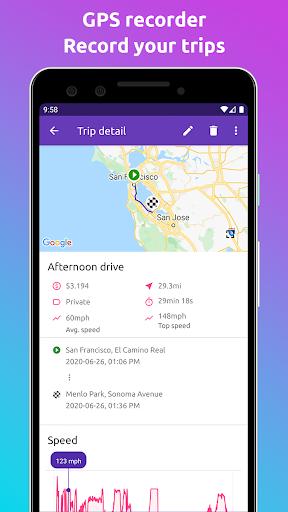 Fuelio: gas log, costs, car management, GPS routes 7.8.1 Screenshots 7