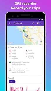 Fuelio: gas log, costs, car management, GPS routes 7.11.5 Screenshots 7