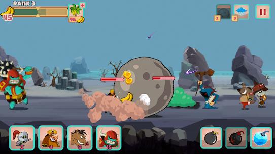 Zombies vs Monsters MOD APK (Unlimited Money) Download 3
