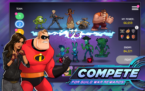 Disney Heroes: Battle Mode 2.6.11 screenshots 20