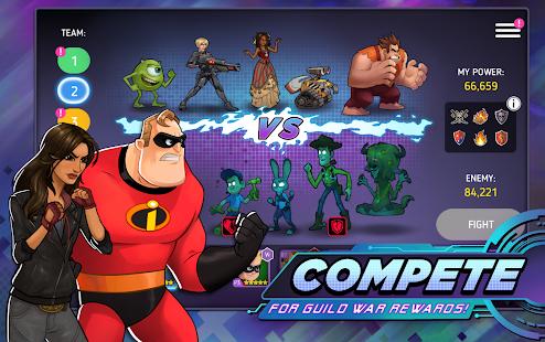 Disney Heroes: Battle Mode 3.4 Screenshots 11