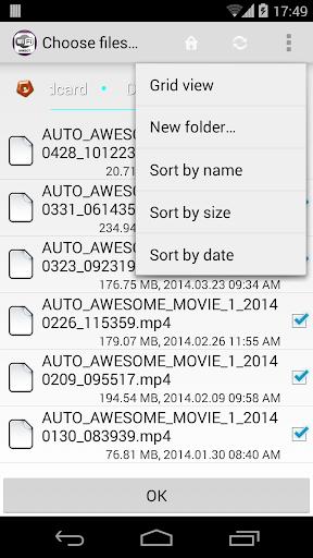 WiFi Direct + 7.0.40 screenshots 5