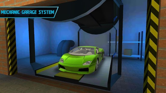 Tuning Car Racing Screenshot