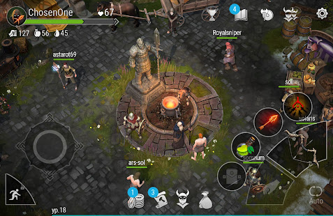 Frostborn: Action RPG 1.9.6.18825 Screenshots 10