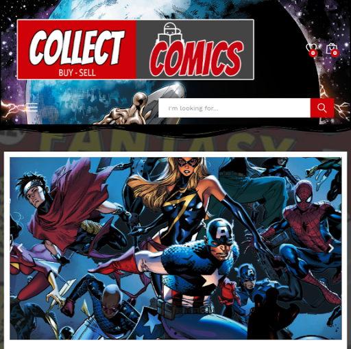 Collect Comics  screenshots 4