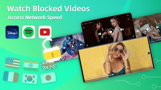 XY VPN VIP v1.3.615 MOD APK – Free, Secure, Unblock, Super, Hotspot 3