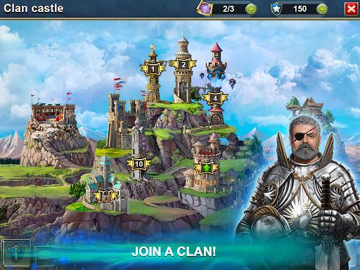 Blood of Titans: Quest & Battle Fantasy ccg 1.19 screenshots 12