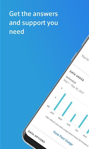 Xfinity Mobile screenshots 3