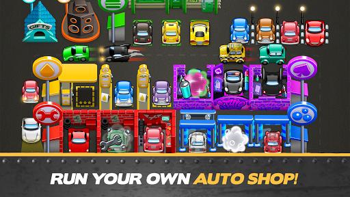Tiny Auto Shop - Car Wash and Garage Game 1.4.9 screenshots 1