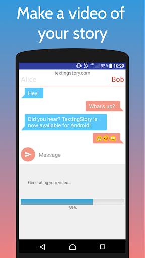 TextingStory - Chat Story Maker 3.18 Screenshots 2