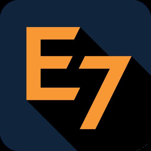 E7 For PC Windows (7, 8, 10 and 10x) & Mac Computer
