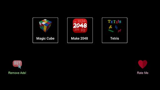 Magic Cubes of Rubik and 2048 1.632 screenshots 1