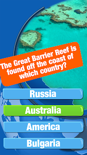 Earth Science Quiz – Geography Quiz Game 5.1 APK Mod Updated 2