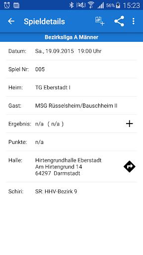 tg 07 eberstadt handball screenshot 3