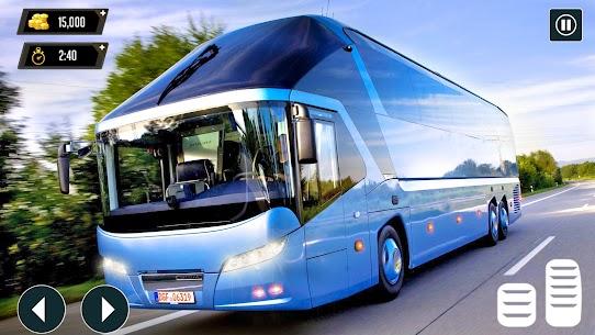 New Bus Simulator 2021: Bus Games 2021 New 3D 1