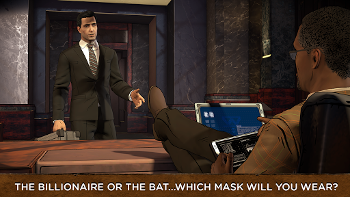 Batman: The Enemy Within 0.12 Screenshots 9