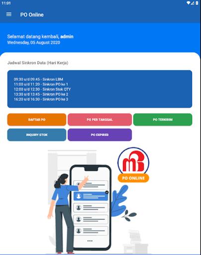 PO Online Maju Bersama [ Supplier ] 2.3.9 screenshots 10