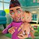 バーチャル 赤ちゃん 生活 シミュレーター 赤ちゃん ケア ゲーム 3D - Androidアプリ