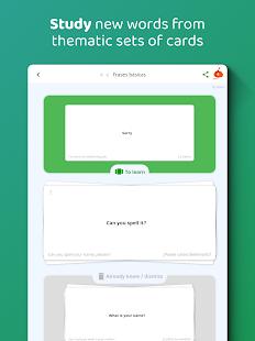 DuoCards - Language Learning Flashcards